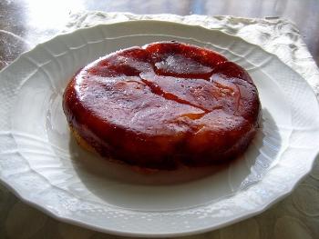 タルトタタンレシピ